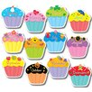 <strong>Cupcakes Jumbo Cut Outs</strong> by Creative Teaching Press