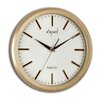 """Opal Luxury Time Products 18.4"""" Raised Index Dial Wall Clock"""