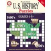 <strong>Us History Puzzles Book</strong> by Frank Schaffer Publications/Carson Dellosa Publications