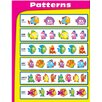 <strong>Chartlets Patterns Gr Pk-3</strong> by Frank Schaffer Publications/Carson Dellosa Publications