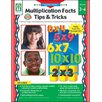<strong>Multiplication Facts Tips Tricks</strong> by Frank Schaffer Publications/Carson Dellosa Publications