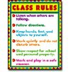 Frank Schaffer Publications/Carson Dellosa Publications Chartlet Class Rules 17 X 22