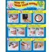 <strong>How To Wash Your Hands Laminated</strong> by Frank Schaffer Publications/Carson Dellosa Publications