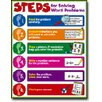 Frank Schaffer Publications/Carson Dellosa Publications Chartlet Steps For Solving Word