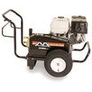 <strong>JCW Series 9 HP Honda OHV 3000 PSI Cold Water Gasoline Pressure Washer</strong> by Mi-T-M