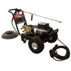 <strong>JP Series 3000 PSI Cold Water Electric Pressure Washer</strong> by Mi-T-M