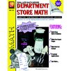 <strong>Book Department Store Math Gr 4 - 8</strong> by Remedia Publications