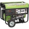 All Power America 6000 Watt Liquid Propane Generator