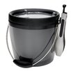 OXO Good Grip Ice Bucket with Plastic Tongs