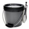 OXO Good Grips Ice Bucket with Plastic Tongs