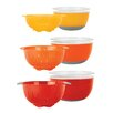 OXO Good Grips 9 Piece Nesting Bowls and Colander Set