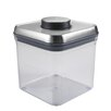 OXO 2.4-Quart / 2.3-Litre Steel Big Square Pop Container