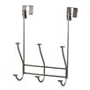 <strong>Windsor Over the Door 3 Hook Rack</strong> by Spectrum Diversified
