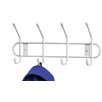 Spectrum Diversified 4 Hook Wall Rack