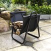 Crosley Logan Firewood Storage Carrier