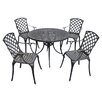 <strong>Crosley</strong> Sedona 5 Piece Dining Set