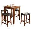 Crosley 5 Piece Dining Table Set