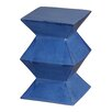 Emissary Home and Garden Zigzag garden Stool