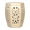Emissary Home and Garden Hexagon Garden Stool