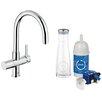 Grohe Grohe Blue Pure Single Handle Single Hole Sink Faucet