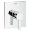 Grohe Allure Pressure Balance Valve Trim with Metal Lever Handle