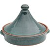<strong>Non Stick Terracotta Tagine in Peacock Green</strong> by Cookware Essentials