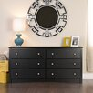 <strong>Sonoma 6 Drawer Dresser</strong> by Prepac