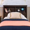 <strong>Fremont Bookcase Headboard</strong> by Prepac