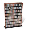 <strong>Double Width Multimedia Storage Rack</strong> by Prepac