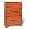 <strong>Monterey 5 Drawer Chest</strong> by Prepac