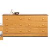 <strong>6 Drawer Dresser</strong> by Prepac