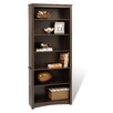 "<strong>77"" Bookcase</strong> by Prepac"