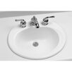 "Toto ADA Compliant 20.38"" Self Rimming Bathroom Sink"