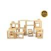 brinca dada 51 Piece Constructures Blocks