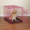 <strong>Crate Appeal</strong> Colorful Wire Pet Crate