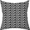 Checkerboard, Ltd Marbleized Outdoor Throw Pillow