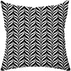 Checkerboard, Ltd Marbleized Throw Pillow