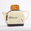 TeaPottery Large Toaster Teapot