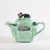 TeaPottery One Cup Cat's Chair Teapot