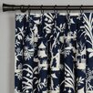 <strong>Presley Cotton Grommet Curtain Panel</strong> by Niche