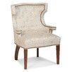 Fairfield Chair Transitional Tight Wingback Chair