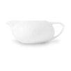 """Friesland 2-tlg. Kaffee-Ergänzungsset """"Ecco"""" aus Porzellan in Weiß"""