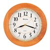 "Bulova 12"" Madeline Wall Clock"