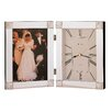 Bulova Ceremonial Picture Frame with Clock