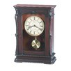<strong>Abbeville Mantel Clock</strong> by Bulova