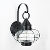 Norwell Lighting Cottage Onion Medium 1 Light Outdoor Wall Lantern