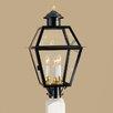 "Norwell Lighting Lexington 3 Light 13"" Outdoor Post Lantern"