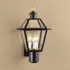 Norwell Lighting Lexington 3 Light Outdoor Wall Lantern