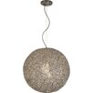 <strong>Trend Lighting Corp.</strong> Salon 6 Light Globe Pendant