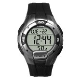 Reminder Digital Sport Watch with 5 Alarms and Chronograph